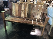 Reclaimed Timber Bench Seat