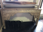 Architectural Salvage Console Table