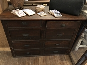 Antique Pharmacy Chest