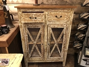 Chicken Wire Hutch