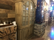 Gorgeous Custom Estate Wood Armoire
