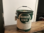 Quaker State Can