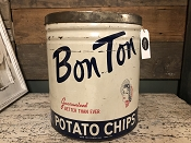 Bon TOn Potato Chips Tin