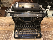 1930s Underwood Typewriter