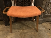 Mid Century Modern Danish Foot Stool