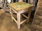 Painter's Stool or End Table