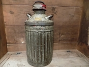 1920s Vintage Phili PA Ellis and Sons Co. Gas Can