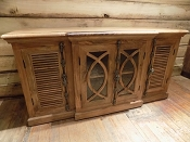 Chateau Shutter Door Buffet