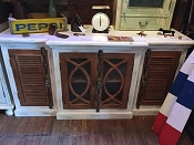 Coastal Chateau Shutter Buffet