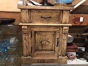 Chateau Old Paris End Table
