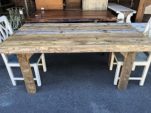 Hand Made Tennessee Farm Table